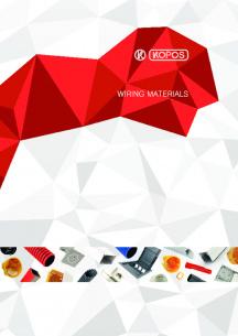 Wiring materials