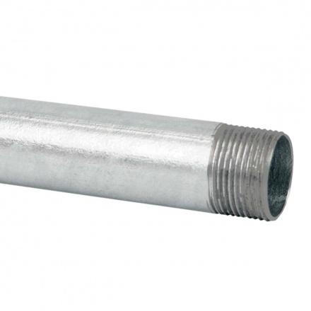 6032 ZN F - ocelová trubka závitová žárově zinkovaná (EN)