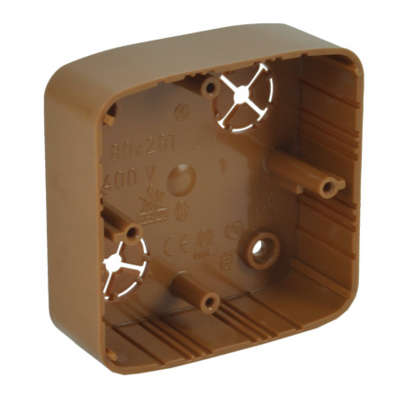 LK 80X28 T SD - krabice přístrojová