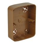 LK 80X28 2ZT SD - krabice přístrojová
