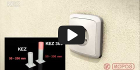 Embedded thumbnail for Installation instruction wiring box into thermal insulation KEZ